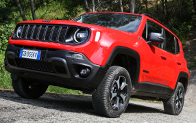 Jeep Renegade  Type 3