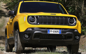 Jeep Renegade  Type 2