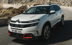 Citroen C5 Aircross Type 1