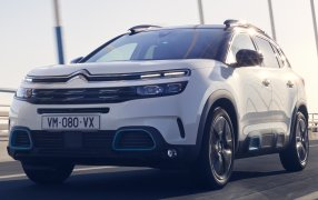 Citroen C5 Aircross Type 2