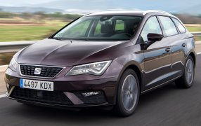 Seat Leon Type 5 Facelift
